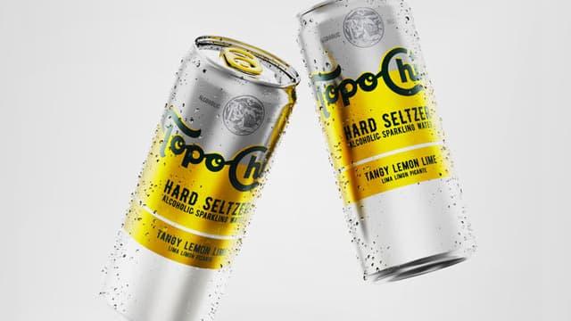 Coca-Cola commercialise ses hard seltzers sous le nom Topo Chico