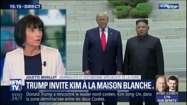Kim Jong Un pourrait-il se rendre à la Maison Blanche?