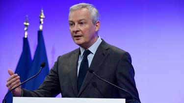 """Interrogé ce mardi matin sur RTL, le ministre de l'Econome et des Finances Bruno Le Maire a précisé que """"e prêt est toujours en suspens""""."""