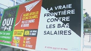 Les électeurs exprimeront leur choix le 18 mai prochain en Suisse.