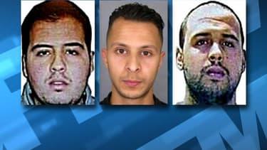 Les frères El Bakraoui ont été identifiés par la police belge, ce sont eux qui apparaissent sur les images de vidéosurveillance de l'aéroport de Bruxelles. Ils sont tous les deux proches de Salah Abdeslam, arrêté le 18 mars.