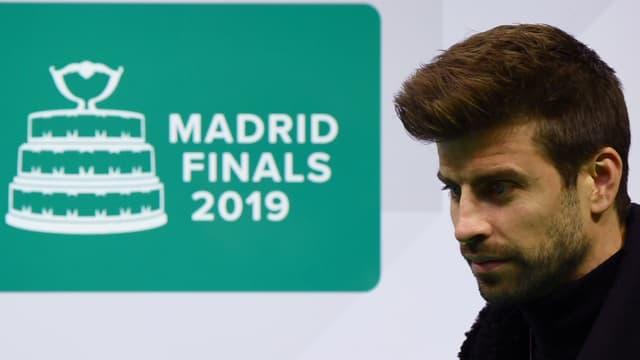 Gerard Piqué à défendu sa refonte de la Coupe Davis