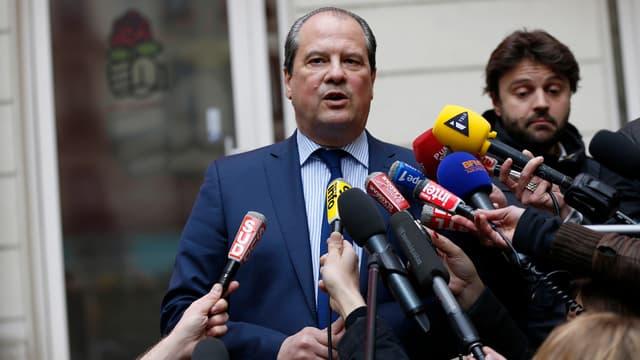 Jean-Christophe Cambadélis souhaite que sa motion soit élue très majoritairement en juin.