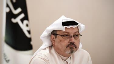 Le journaliste Jamal Khashoggi.