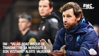 "OM : ""Villas-Boas risque de transmettre sa nervosité à son vestiaire"" alerte Valbuena"