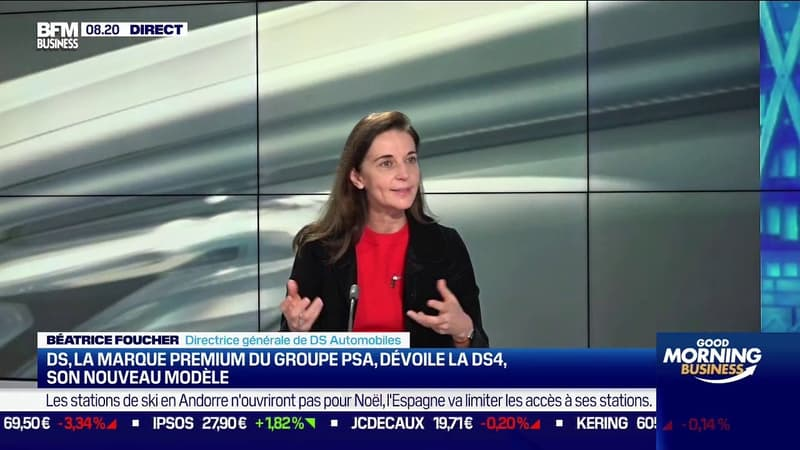 Béatrice Foucher (DS Automobiles): «Le territoire de DS, c'est l'alliance de la technologie et du savoir-faire français du luxe»