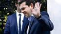 Alexis Tsipras souhaite que l'Allemagne en crise retrouve la stabilité