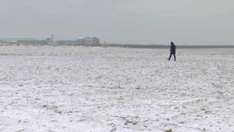 Vague de froid polaire: jusqu'à -16°c ressentis dans le Nord et le Pas-de-Calais mardi