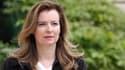 Valérie Trierweiler le 7 mai dernier. La compagne de François Hollande reste hospitalisée pour une durée indéterminée.