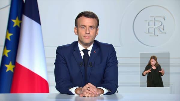 Emmanuel Macron ce jeudi.