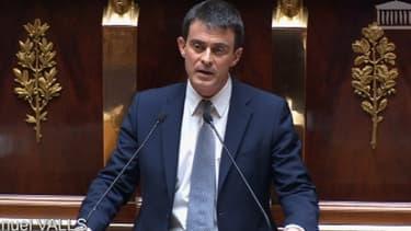 Manuel Valls prononce ce mardi 8 avril sa déclaration de politique générale à l'Assemblée.