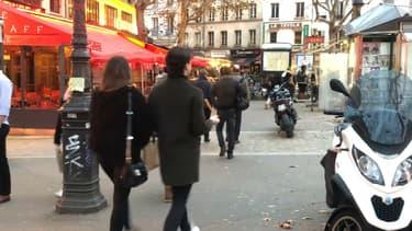 Les commerçants du quartier de Bastille sont inquiets avant la manifestation de samedi.