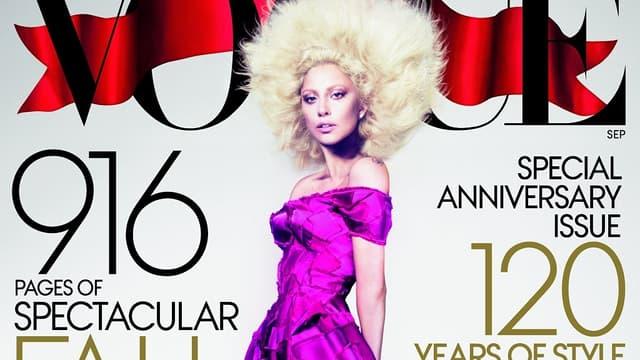 Avec ses numéros spéciaux pour son anniversaire, Vogue ne ratera pas le coche de septembre.