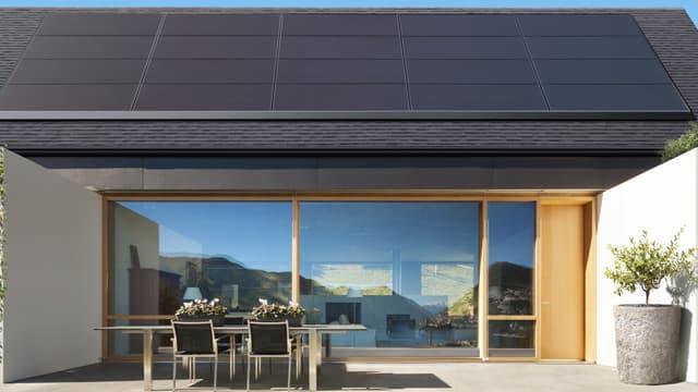 Les nouveaux panneaux photovoltaïques développés par Tesla