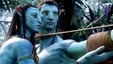 """Le premier volet de """"Avatar"""", réalisé par James Cameron, était sorti en 2009"""