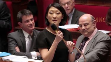 """La ministre de la Culture, Fleur Pellerin, a jugé que le conflit à Radio France avait """"trop duré""""."""