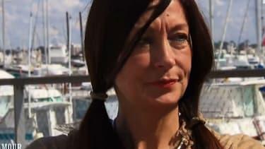 """Nathalie Cunin a participé à """"L'amour est dans le pré"""" en 2013"""