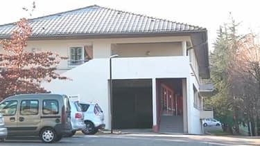 """La maison de retraite """"Le Césalet"""", près de Chambéry, où ont eu lieu les empoisonnements."""