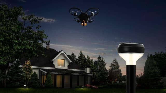 Le drone de surveillance Bee