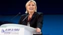 Marine Le Pen estime qu'il est possible d'économiser 25 milliards d'euros en réduisant de trois points le taux de chômage