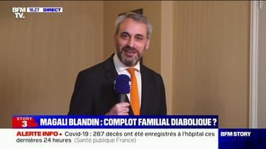 """Affaire Blandin: """"On ne peut pas reprocher à des parents de ne pas avoir dénoncé leur fils"""", selon l'avocat du père de Jérôme Gaillard"""