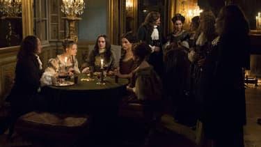 """Un extrait de la série """"Versailles"""""""