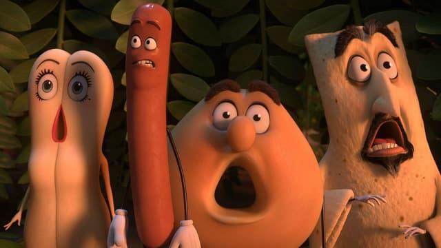 """""""Sausage Party"""" reste interdit aux moins de 12 ans"""