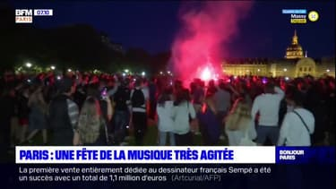 Paris: la fête de la musique marquée par des rassemblements de plusieurs centaines de fêtards