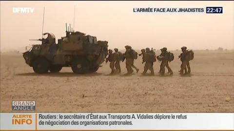Grand Angle: L'armée face aux jihadistes - 21/01