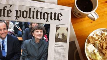 Pas de doutes pour Michèle Delaunay: François Hollande a besoin de vacances.