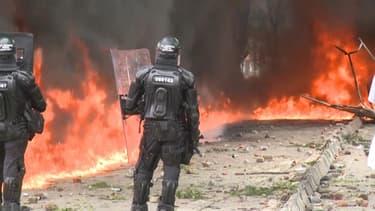 Pourquoi depuis 9 jours, la Colombie fait face à de violents affrontements ?