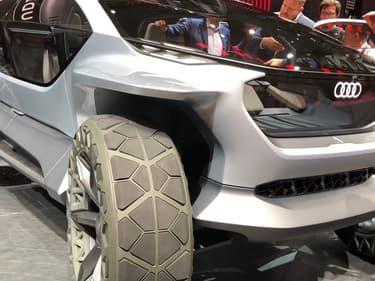 ID: Trail, un buggy futuriste signé Audi