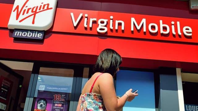 Virgin Mobile compte un parc d'1,7 million d'abonnés