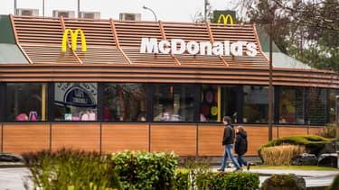 McDonald's a connu une baisse de ses ventes de 2,3% au premier trimestre, à périmètre comparable