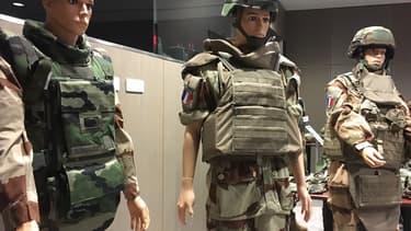 Depuis la fin des années 2000, les soldats français ont connu trois générations de tenues de combat