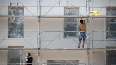 Un tiers des défaillances d'entreprise concerne le bâtiment.