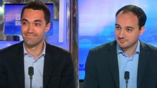 Philippe Charles et Frédéric Moréas étaient les invités de BFM Business ce lundi 28 juillet