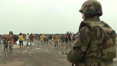 Un soldat français, en Centrafrique. (Photo d'illustration)