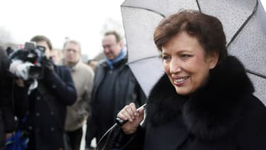 Roselyne Bachelot, en janvier 2013
