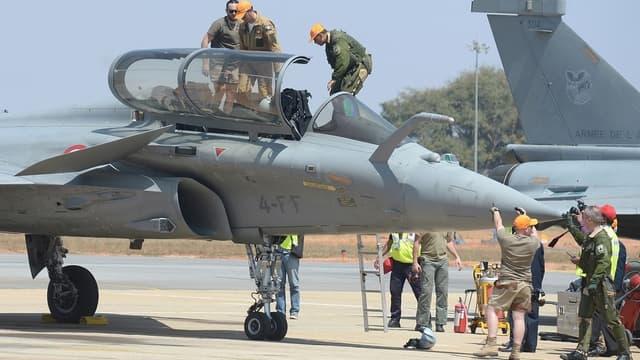 L'Inde s'est lancée dans un grand programme de modernisation de son armée.