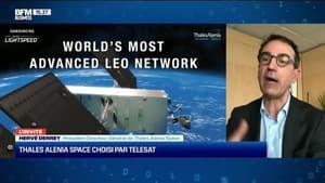 Constellation Lightspeed: Thales Alenia Space choisi par Telesat - 27/02