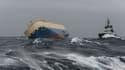Le cargo Modern Express a dérivé sept jours dans le Golfe de Gascogne