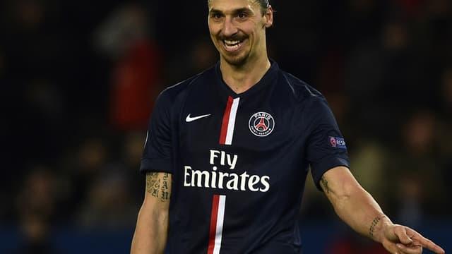 Zlatan Ibrahimovic (PSG