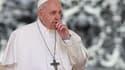 Le Pape François, le 8 mai 2019 au Vatican.