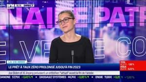 Marie Coeurderoy: Le prêt à taux zéro prolongé jusqu'à fin 2023 - 07/10