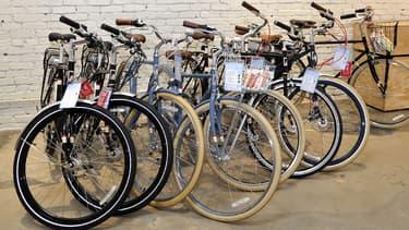 Le gestionnaire public des parkings double le nombre de places réservées au vélo (image d'illustration)