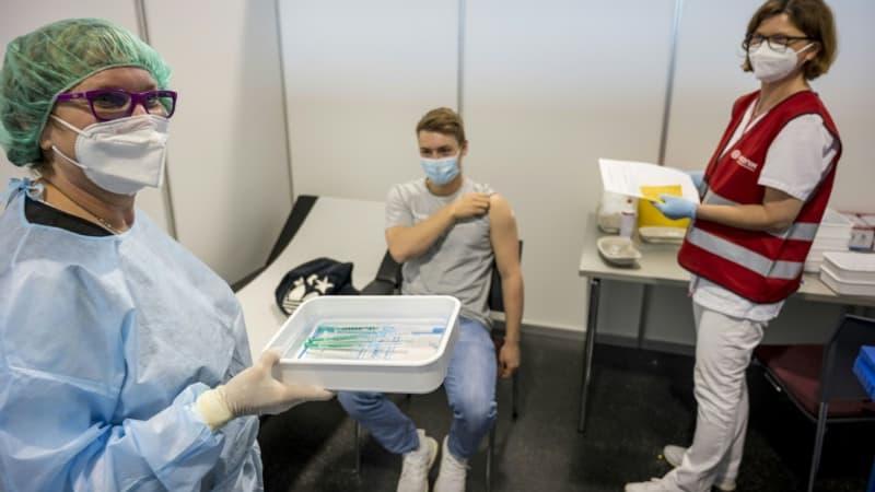 l'Allemagne ouvrira la vaccination aux adolescents dès juin