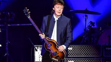 Paul McCartney, le 13 avril 2016