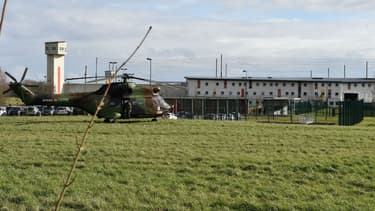 Un attentat s'est déroulé au mois de mars à la prison de Condé-sur-Sarthe.