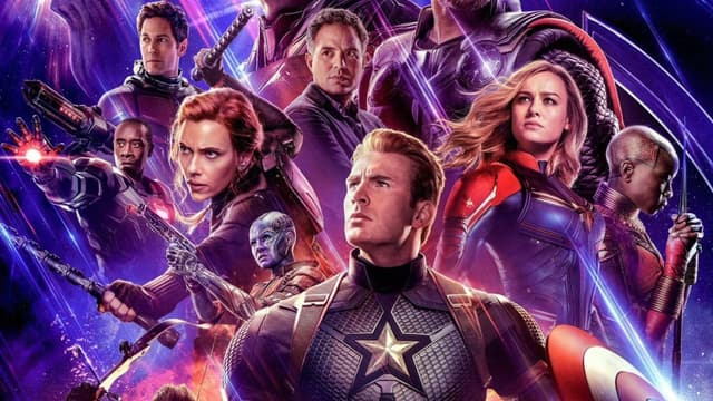 Affiche d'Avengers: Endgame